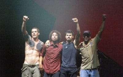 Rage Against the Machine se reunen de nuevo