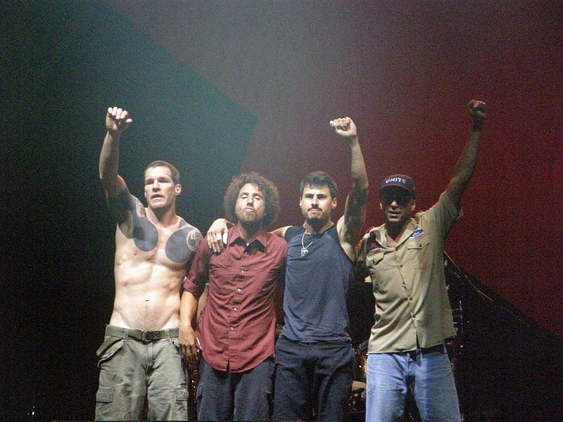 Rage Against the Machine se reunen de nuevo