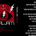 SIRENS . Pearl Jam