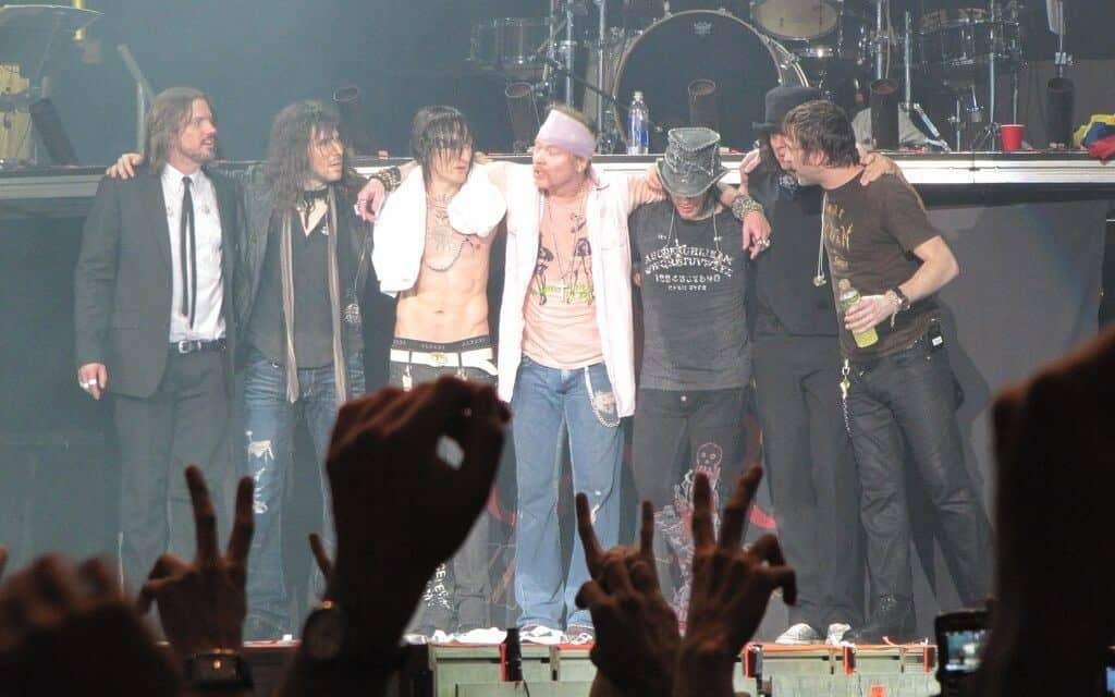 Gun N' Roses – Live at the Ritz 1988
