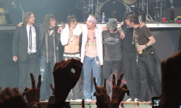 Gun N' Roses – Live at the Ritz 1988