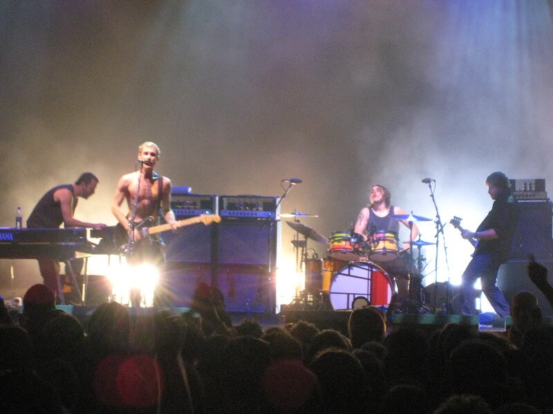 SILVER CHAIR – Live at The Palace Theatre in Melbourne