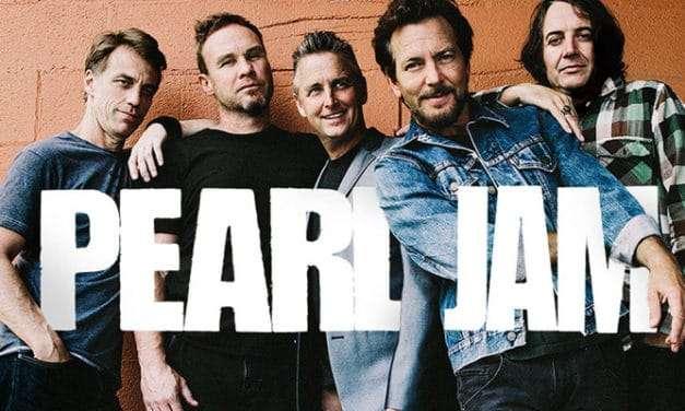 «Gigaton» el nuevo disco de Pearl Jam