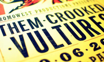 Them Crooked Vultures – Supergrupo de Hard Rock
