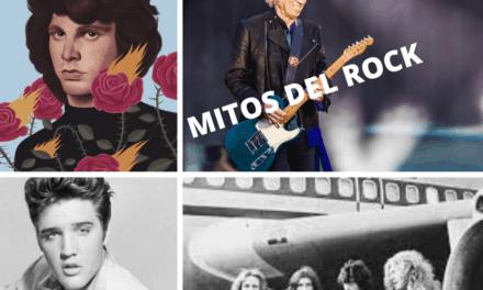 Los mejores mitos del Rock and Roll