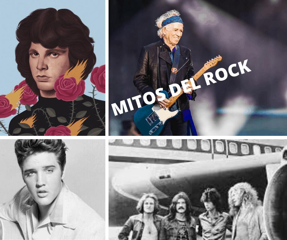 mitos del rock