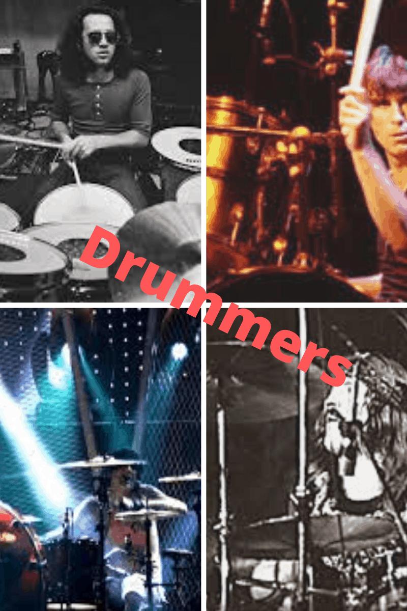 batería drums cozy powell ian peace-tommy lee john bonham