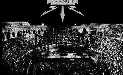METALLICA – Français Pour Une Nuit (Live at Nimes, 2009)