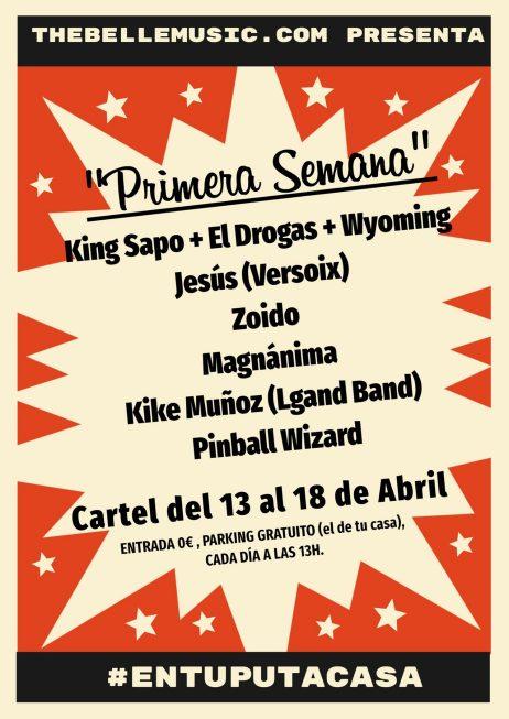 Festival Semana 1